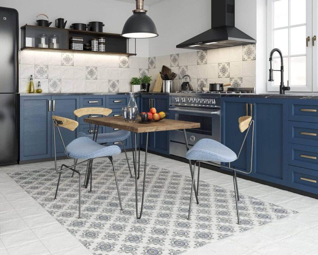 ковролин на кухню